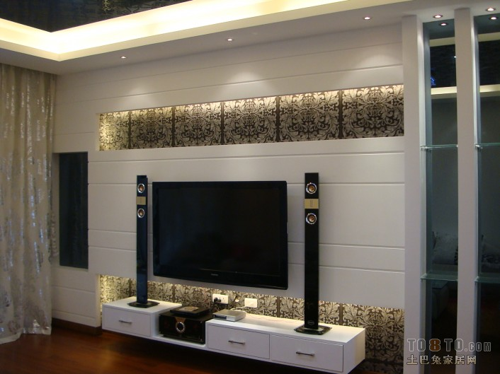 DSC02503客厅潮流混搭客厅设计图片赏析