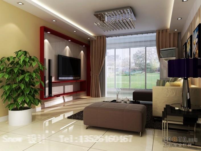 轻奢124平混搭三居客厅装潢图客厅潮流混搭客厅设计图片赏析