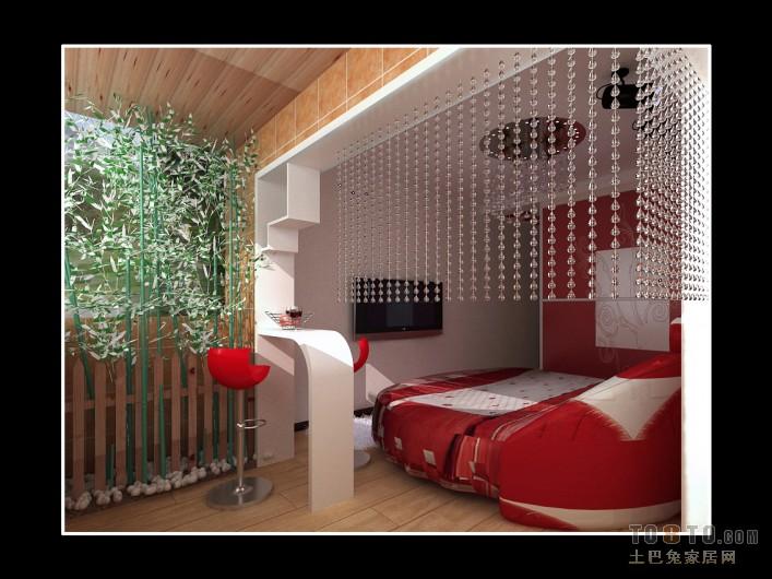 典雅115平混搭三居卧室实景图片卧室潮流混搭卧室设计图片赏析