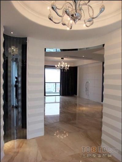 华丽130平混搭四居客厅美图客厅潮流混搭客厅设计图片赏析