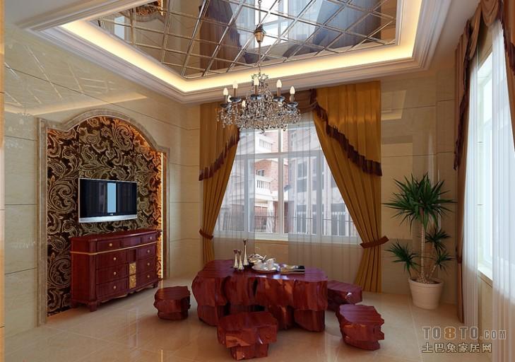 休闲区333卧室潮流混搭卧室设计图片赏析