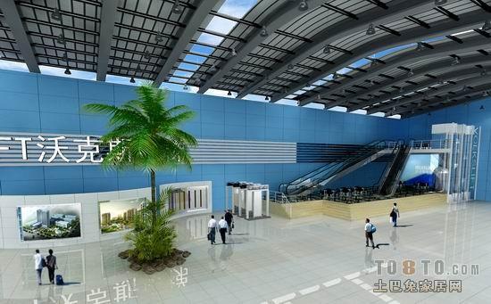 浙江南浔沃克斯电梯2商业展示设计图片赏析