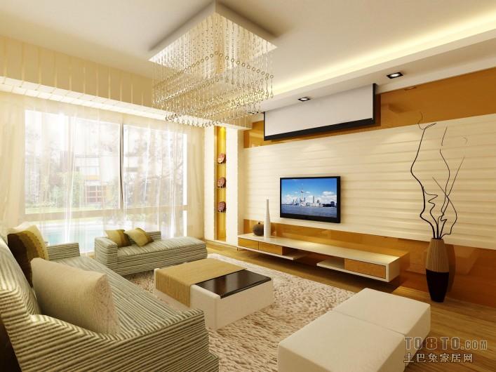 凯旋门李先生客厅2副本客厅潮流混搭客厅设计图片赏析