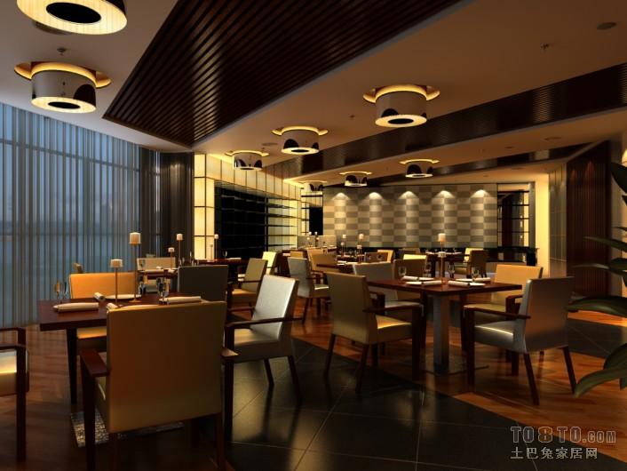 餐厅教学准备文件酒店空间其他设计图片赏析