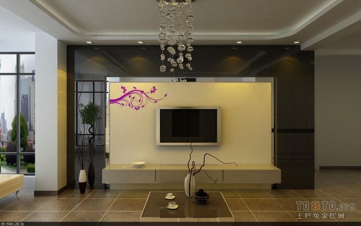 轻奢83平混搭三居客厅布置图客厅潮流混搭客厅设计图片赏析