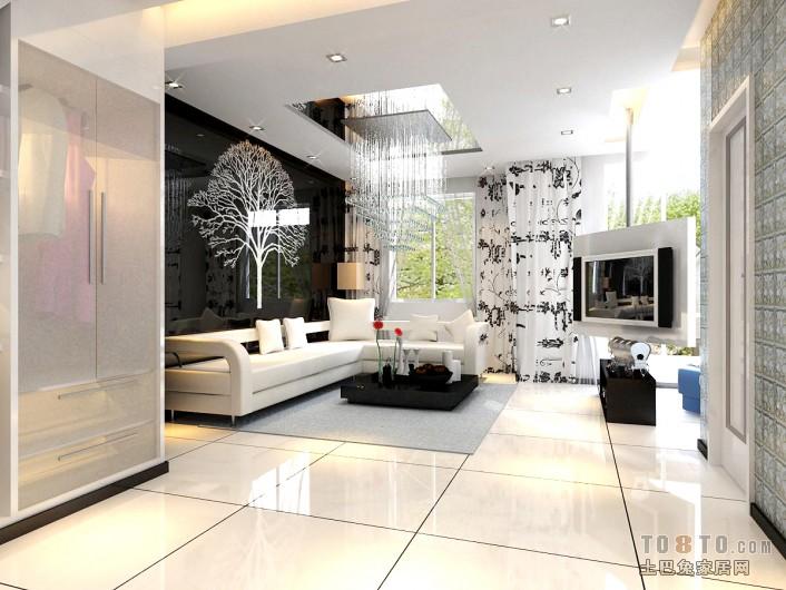 精选面积113平复式客厅混搭装修欣赏图片客厅潮流混搭客厅设计图片赏析