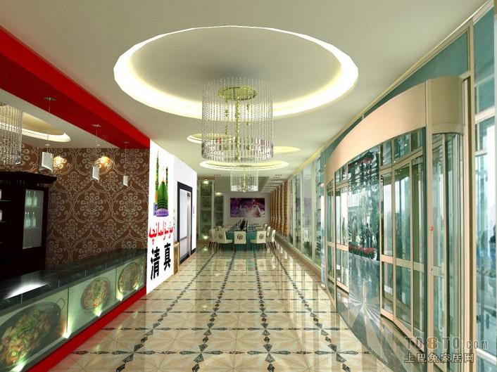 饭店06副本餐饮空间其他设计图片赏析