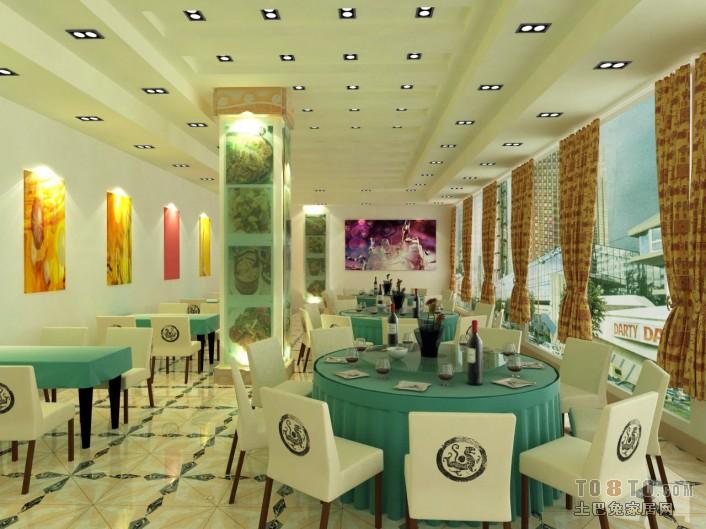 饭店02餐饮空间其他设计图片赏析