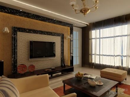 精选144平米混搭复式客厅效果图片