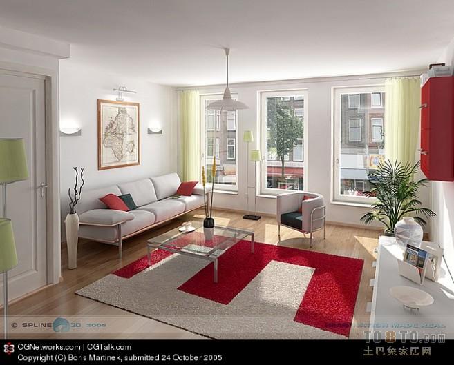 2018精选大小114平混搭四居客厅装修实景图客厅潮流混搭客厅设计图片赏析