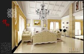 大幅客厅十字绣