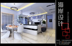 简约风家居餐厅设计