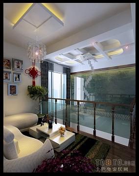 清新风格家装设计客厅图片