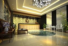 酒店式公寓整体装潢案例