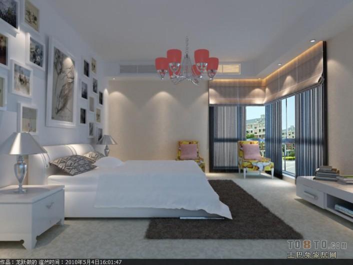 自然幽雅装修效果图 整套展示 玉田坝高层住宅装修效果图 高清图片