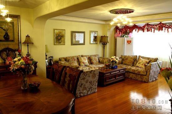土巴兔装修网 中国最大的设计、装修、建材综合门户网站-美式风格客