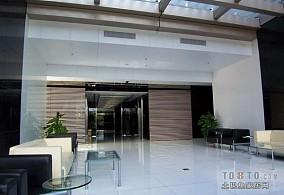 写字楼办公楼大厅装修效果图
