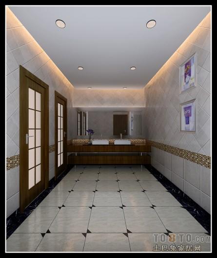 办公楼20 50万装修 办公空间装修效果图 高清图片