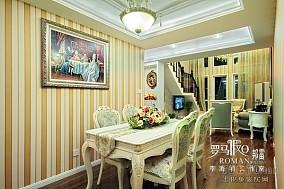 格调客厅吊顶灯带图片