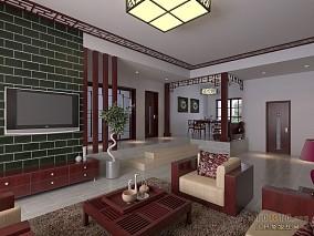Loft风复古感餐厅图