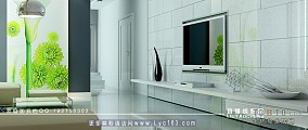 混搭小清新风格客厅设计