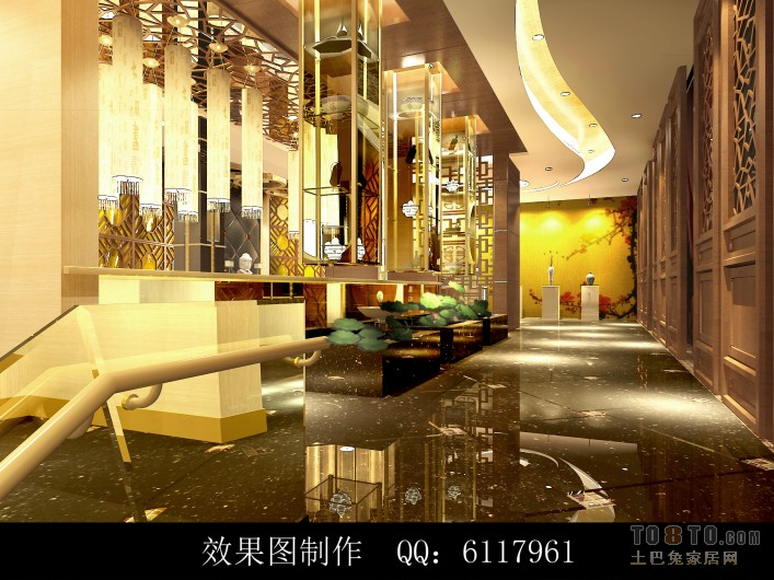 yql(5)副本餐饮空间设计图片赏析