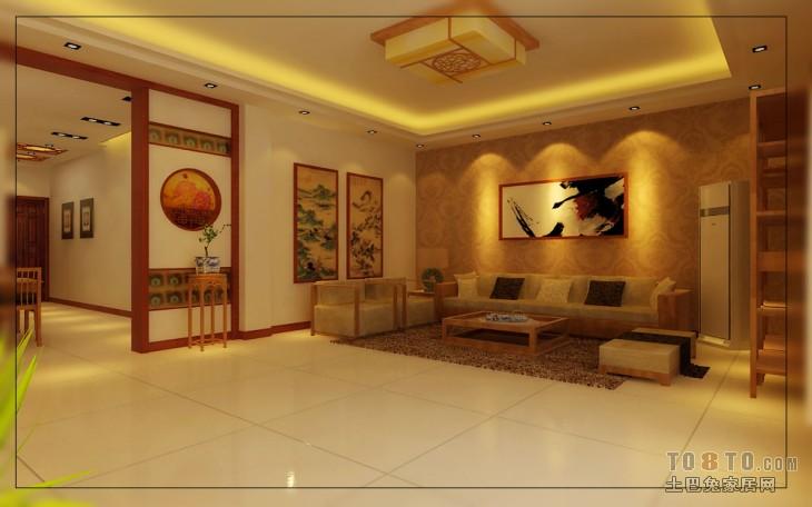 01View10客厅潮流混搭客厅设计图片赏析