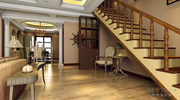 2018精选144平米混搭复式客厅装修实景图客厅潮流混搭客厅设计图片赏析