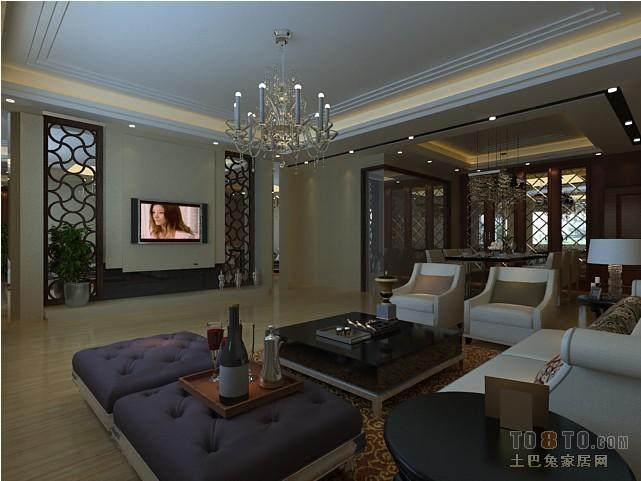 未命名客厅潮流混搭客厅设计图片赏析