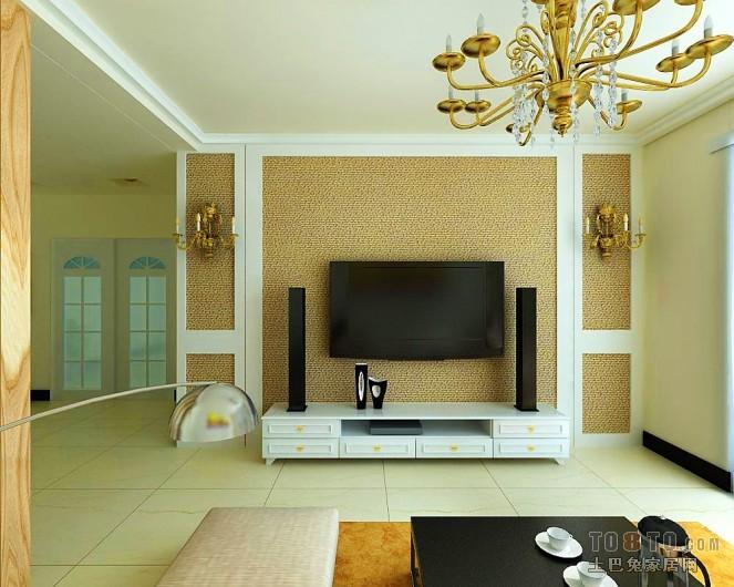 精选78平米二居客厅混搭设计效果图客厅潮流混搭客厅设计图片赏析