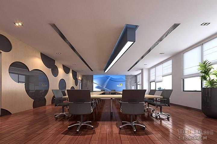 5F会议室副本办公空间设计图片赏析