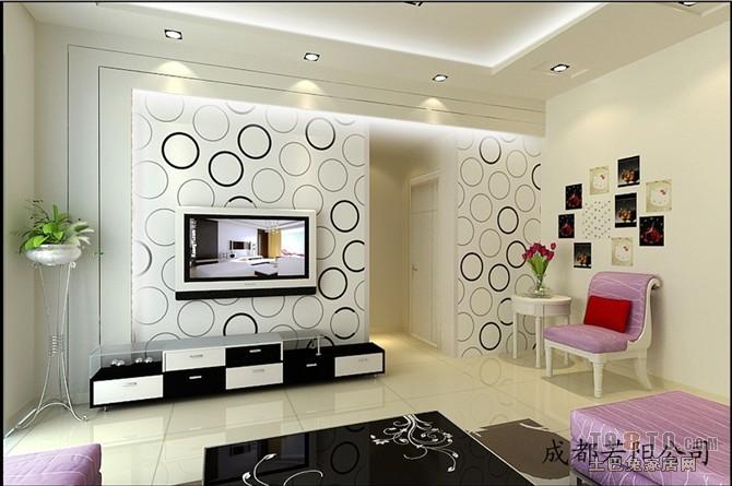 平方二居客厅混搭装修图片客厅潮流混搭客厅设计图片赏析