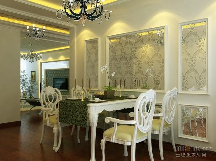热门混搭三居餐厅欣赏图片大全厨房潮流混搭餐厅设计图片赏析