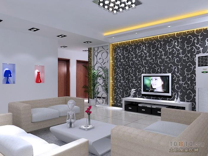 2018精选105平米3室混搭装修欣赏图客厅潮流混搭客厅设计图片赏析