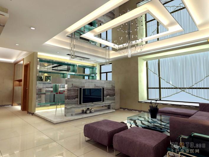 80.7平热门客厅混搭实景图客厅潮流混搭客厅设计图片赏析