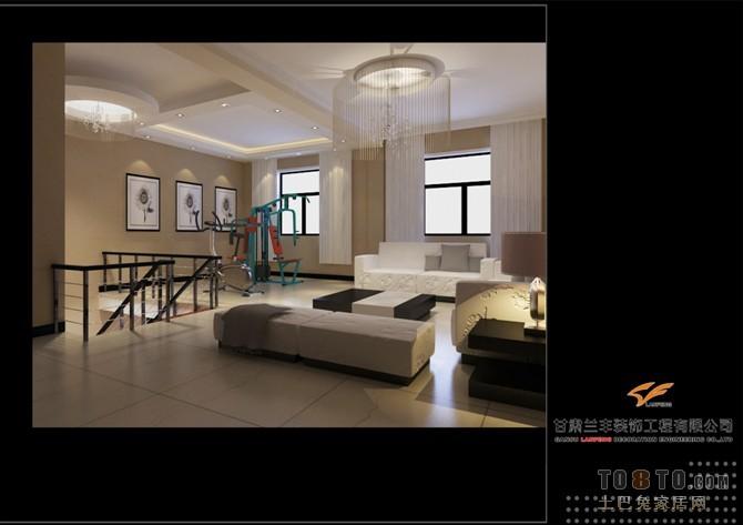 3a客厅潮流混搭客厅设计图片赏析