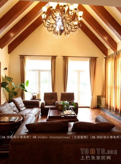IMG5509副本客厅潮流混搭客厅设计图片赏析