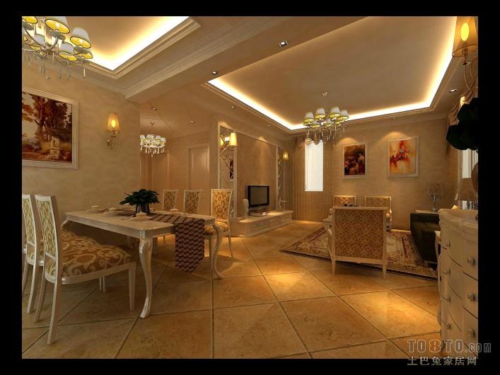 80.0平精美客厅混搭装饰图片客厅潮流混搭客厅设计图片赏析