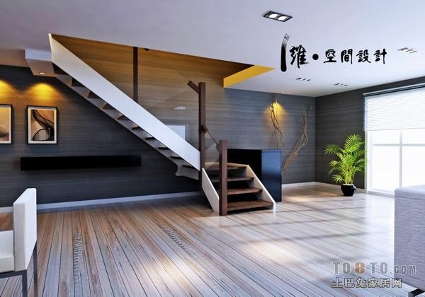 C02客厅潮流混搭客厅设计图片赏析
