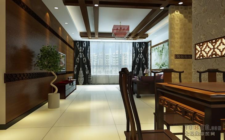 2018精选面积90平混搭三居客厅装修图片客厅潮流混搭客厅设计图片赏析