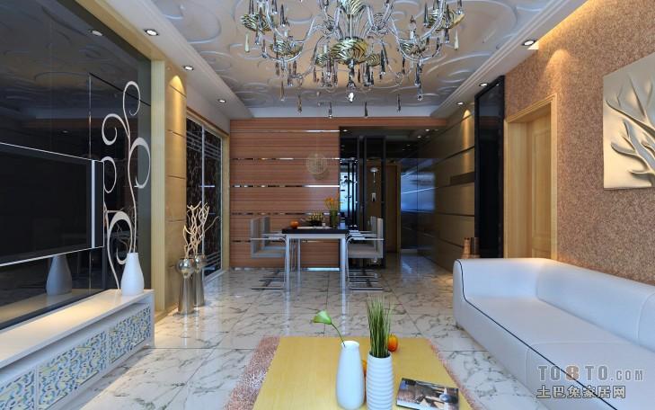 123客厅潮流混搭客厅设计图片赏析