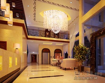 大堂2酒店空间其他设计图片赏析