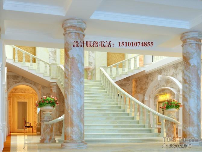 一层上楼大图客厅潮流混搭客厅设计图片赏析