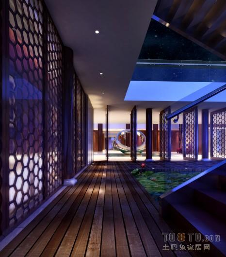 中厅05娱乐空间其他设计图片赏析