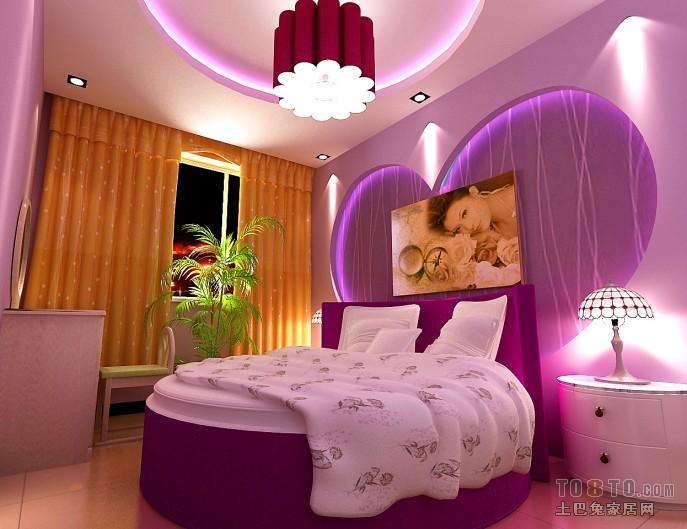 热门面积103平混搭三居卧室装饰图片卧室潮流混搭卧室设计图片赏析