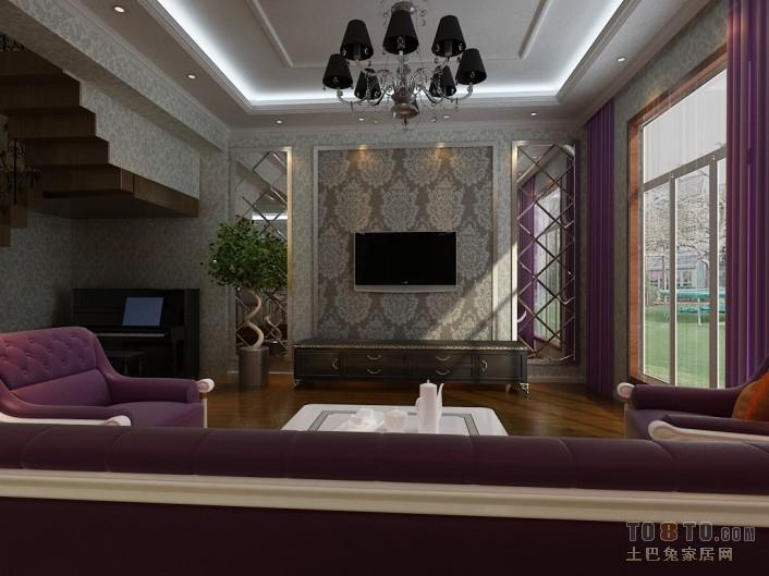 相机一客厅潮流混搭客厅设计图片赏析
