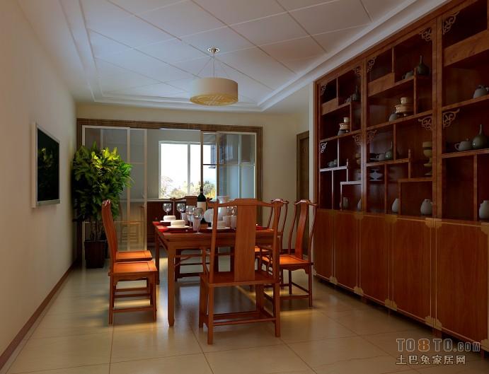 31231厨房潮流混搭餐厅设计图片赏析