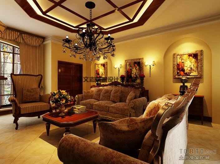 5555客厅潮流混搭客厅设计图片赏析