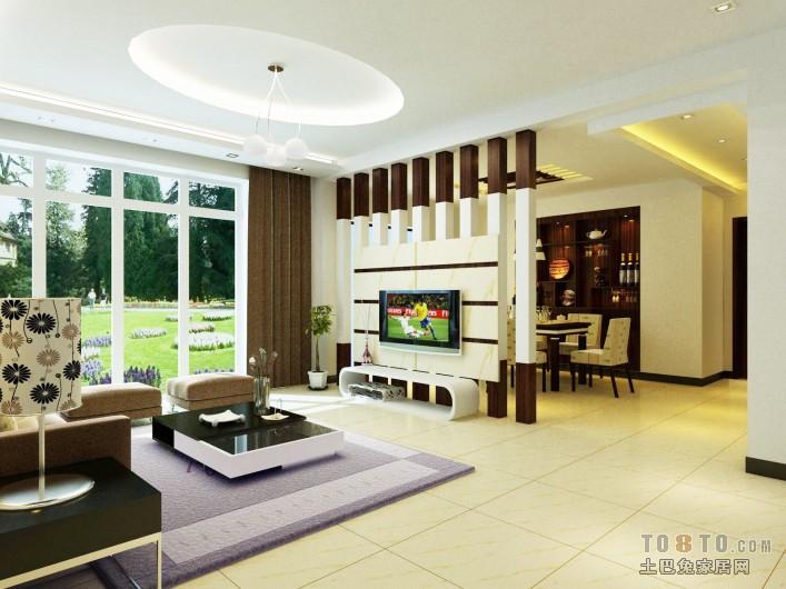 73.8平热门客厅混搭装修实景图客厅潮流混搭客厅设计图片赏析