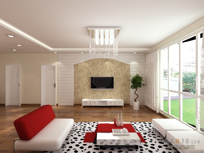 2018精选面积113平混搭四居客厅装修效果图片欣赏客厅潮流混搭客厅设计图片赏析